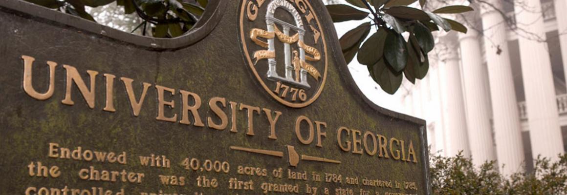 The University of Georgia